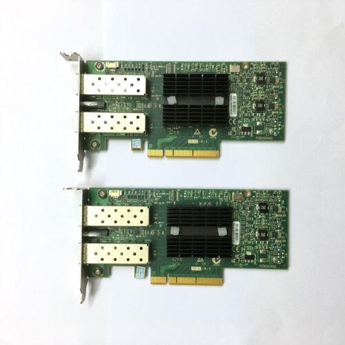 2pc MCX312A-XCBT MELLANOX CONNECTX-3 DUAL PORT EN 10//40//56 GIGABIT ETHERNET CARD