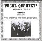 Vocal Quartets, Vol. 6: S by Various Artists (CD, Sep-2000, Document (USA))