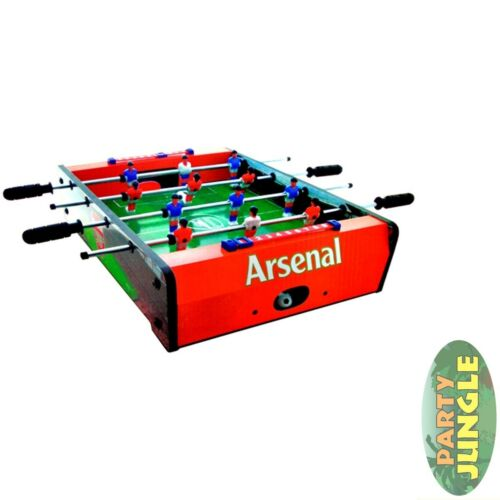Arsenal Table Top Football Game Soccer Offical Licensed Game Toy Play