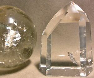 THE-BEST-Water-clear-LEMURIAN-SEED-QUARTZ-Crystal-Point-Brazil