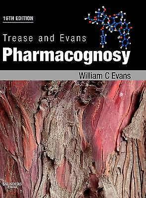 Trease and Evans' Pharmacognosy, 16e