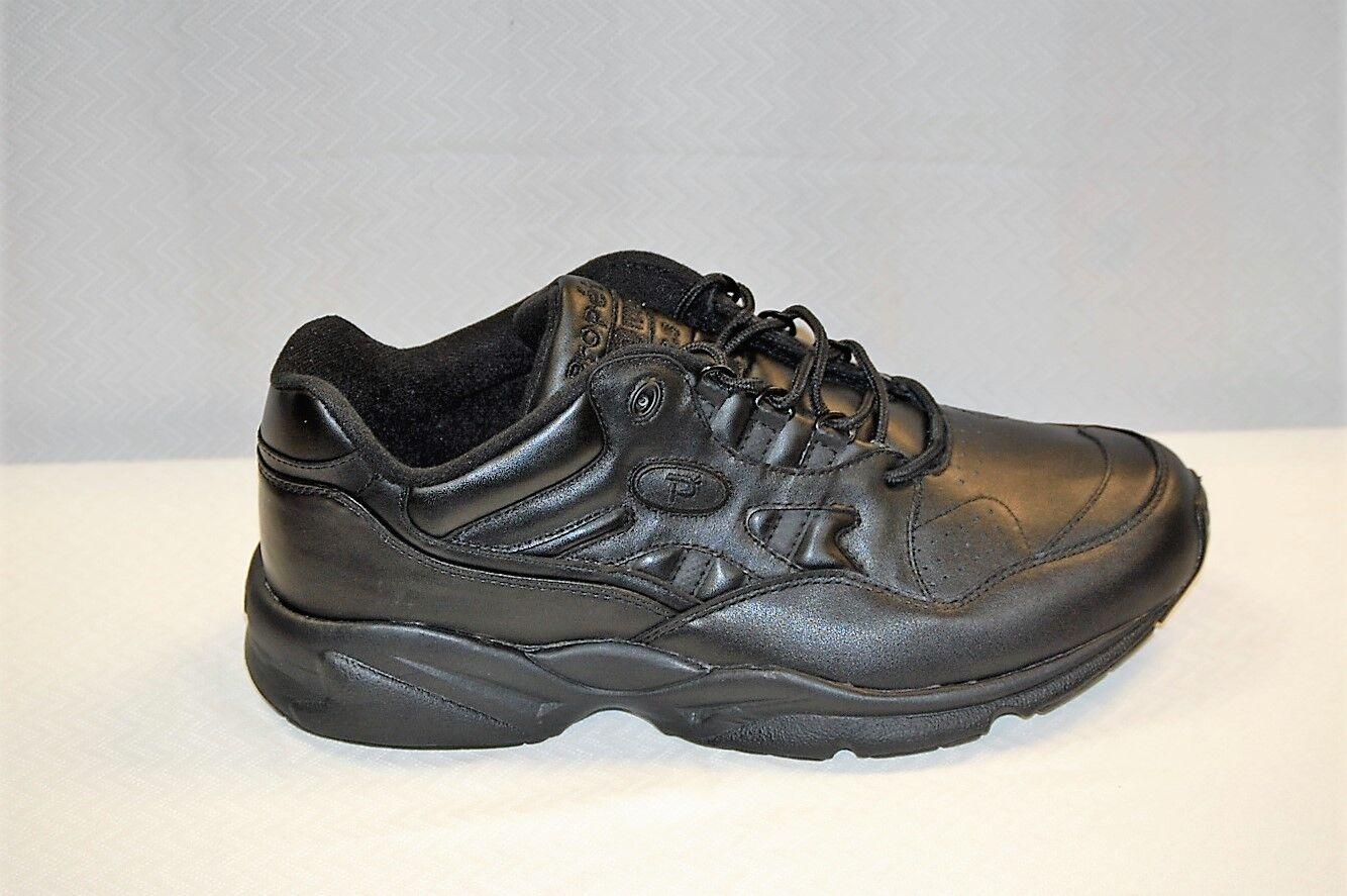 2b54c406709b ... Propet M2034 Stability Walker Men s Black Diabetic Approved 10 Extra  Wide (3E) 35620e