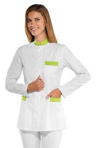 002 Bianco Colletto ampia allentata Isacco Camicia Mela Estetista Mela Cod Rica Costa bianca 926 Donna verde coreana dZPdIqw