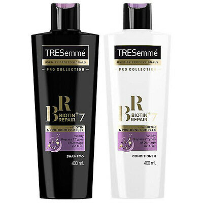Tresemme Biotin Repair+7 Shampoo|Conditioner - 400ml