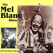 The Mel Blanc Show Old Time Radio  42 Episodes MP3 DVD
