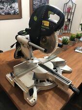 Festool Buffer 494780 Ks 120 Eb Set Et-Bg Spare Kapex Mitre Saw Crosscut Saw New
