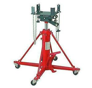HOC TJ2S - 2200 LB POUND 2 STAGE TRANSMISSION JACK + 1 YEAR WARRANTY + FREE SHIPPING Canada Preview