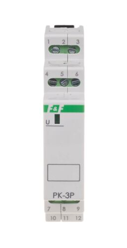 F/&f pk-3p 230 V Relais électromagnétique Protège Bobine Boutons contacts circuit