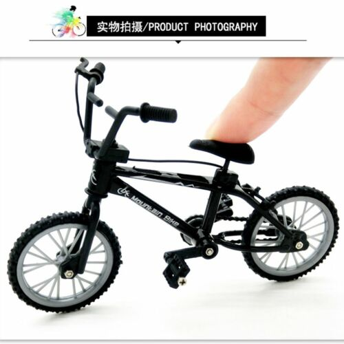 Alloy Finger BMX Functional Kids Bicycle modle Finger Bike Toys Gift ~*