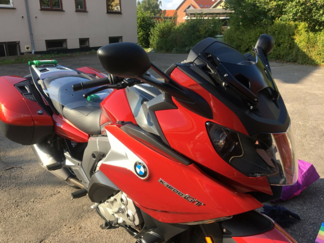 BMW, 1600 GT, 1600 ccm, 160 hk, 2017, 26700 km, Mars Red…