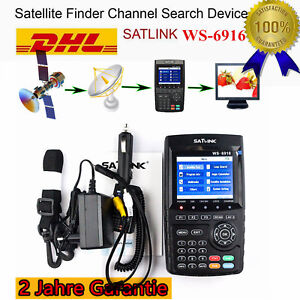 Digitales-SAT-Messgeraet-Satfinder-Satlink-WS-6916-fuer-DVB-S-und-DVB-S2-HDTV-DE