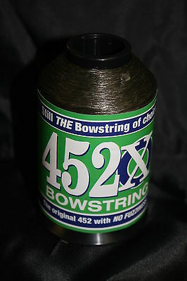 "47/"" 14 Strand Black Dacron B50 Longbow Bowstrings by 60X Custom Strings Bow"
