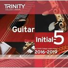 Guitar CD Initial-Grade 5 2016-2019 by Trinity College London (CD-Audio, 2015)