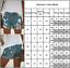 Womens-Ripped-Distressed-Denim-Shorts-Jeans-Hotpants-Summer-Beach-Casual-Pants thumbnail 2