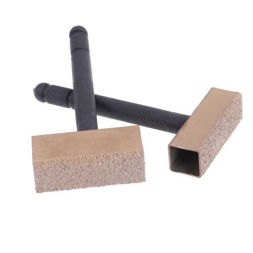 Diamond grinding disc wheel stone dresser correct tool dressing bench grinder  M