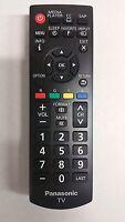 Original Panasonic Tc-l50em60 Tc-l50em60e Tc-p42x60 Tv Remote Control