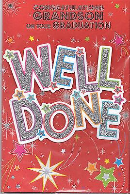 Grandson Congrats On Your Exams