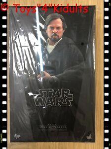 Hot Toys 1//6 MMS507 Crait IN STOCK Star Wars The Last Jedi Luke Skywalker
