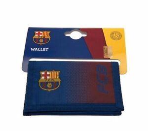 F.C Barcelona Football Club Fade Design Official Money Wallet