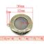 Golden Retriever Cabochon Tibetan Silver Verre Médaillon Collier Pendentif #4351