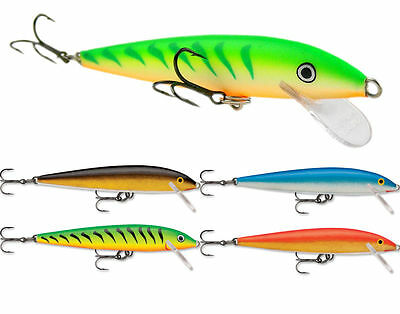 DIFFERENT COLORS 3g  Brand new Rapala ORIGINAL FLOATING FLOATER F05// 5 cm