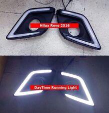 DAYTIME RUNNING LIGHT FOR TOYOTA HILUX REVO 2.4-2.8 2016 SET OF PAIR