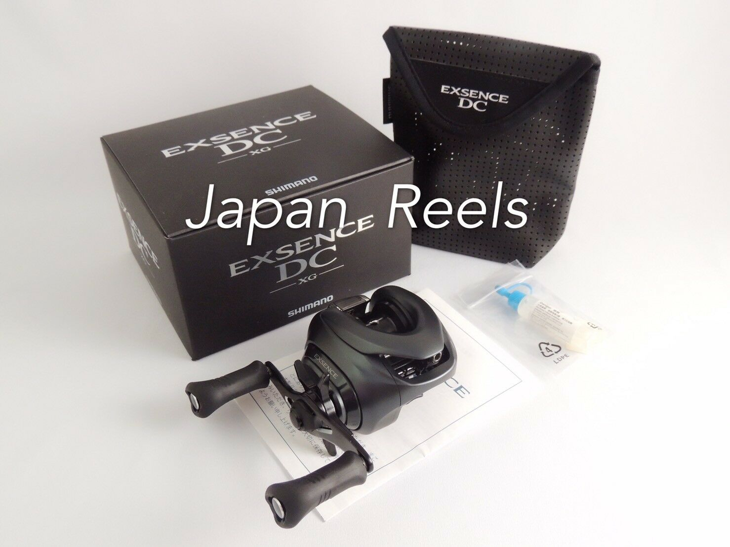 NEW SHIMANO 17 EXSENCE DC XG RIGHT HANDLE CASTING REEL 1-3 DAYS FAST DELIVERY