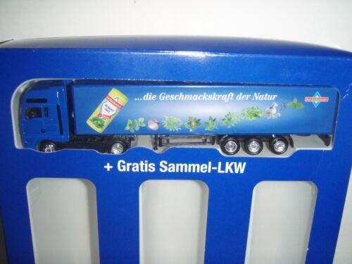 OVP neu Bad Reichenhall Salz Werbe Truck MAN LKW
