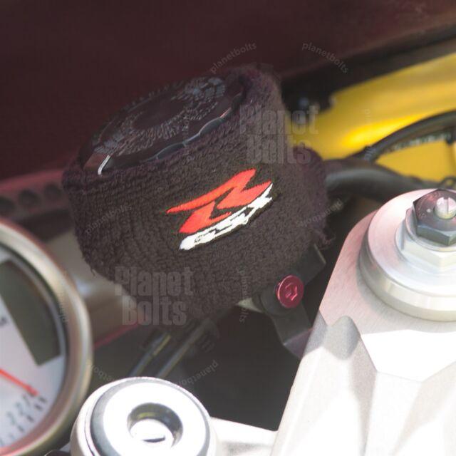 Black 1x Reservoir Sock Large For Suzuki GSXR Cover Sweat Band