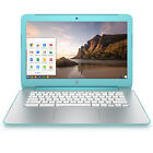 "HP Chromebook 14-x050na 14"" (16GB, NVIDIA Tegra K1, 1.6GHz, 2GB) Notebook/Laptop - Ocean Turquoise - K0Y75EA #ABU"