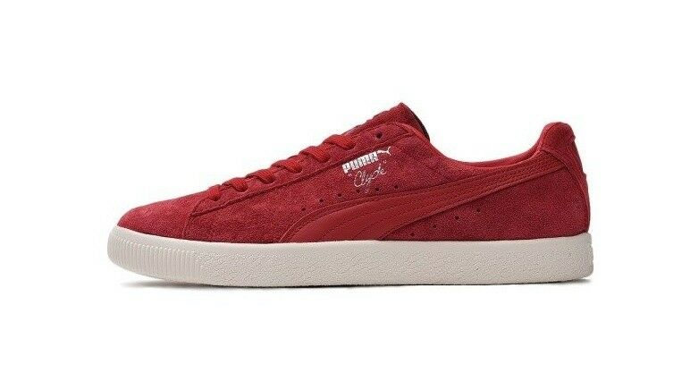 PUMA X CLYDE NORMCORE RED 363836 02 SNEAKERS