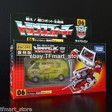 Transformers G1 Encore 06 ehobby Emergency Green Ratchet Movie Inspired Deco New