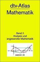 Dtv - Atlas Mathematik 2 von Fritz Reinhardt und Heinrich Soeder