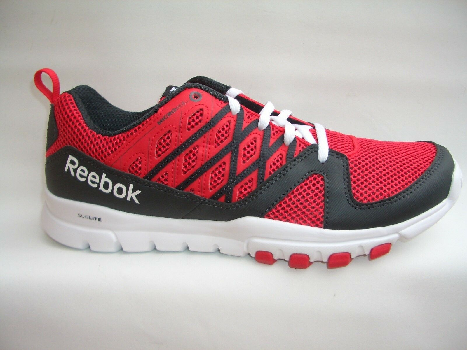 REEBOK SUBLITE TRAIN RS 2 red black white  Sneaker Classic Laufschuhe