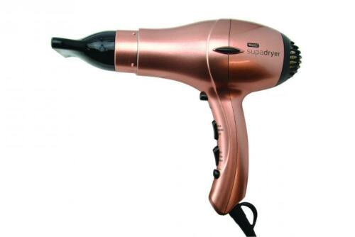 1 of 1 - WAHL SUPADRYER 1800W Hair Dryer & Diffuser - Ionic Hairdryer ALL COLOURS RRP $80