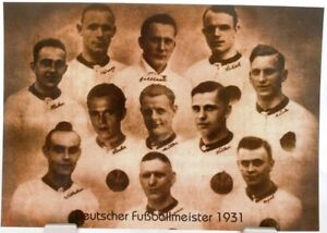 Hertha-BSC-Berlin-Deutscher-Fussball-Meister-1931-Fan-Big-Card-Edition-F91