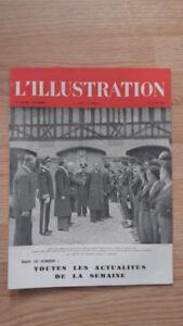 L'Illustrazione - 20-27 Mai 1944 - N°5281 - 102° Anno