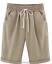 Plus-Size-Knee-Length-Pants-Women-Summer-Elastic-Waist-Lace-Up-Short-Pants thumbnail 14