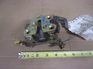 Details about 1996 NISSAN PICKUP TRUCK RIGHT DOOR LATCH 1994 1995 OEM G