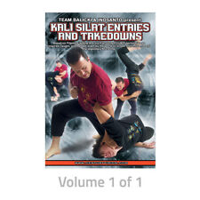 Kali Silat Entries and Takedowns Training DVDs 189254D