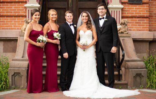 White Wedding, Veil, Wedding Dress, Wedding, Weddi
