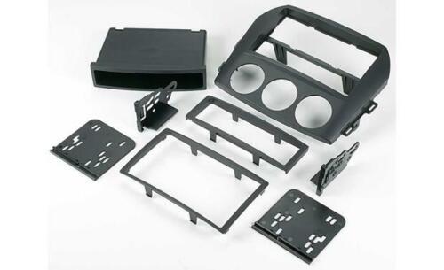 METRA 99-7506 Radio Installation Kit For Mazda MX-5 Miata 06-08 1-DIN /& 2-DIN