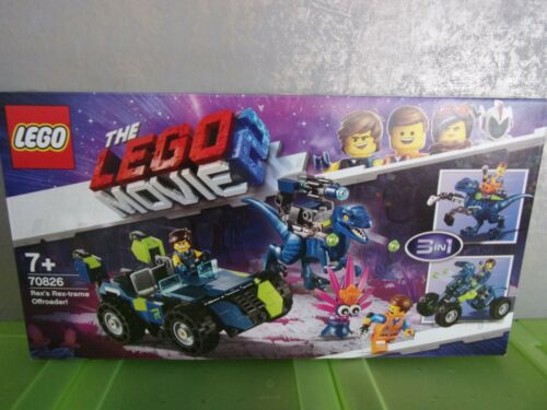 The Lego Movie 2 Set's zum aussuchen Lego Neu & OVP