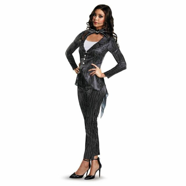 Sassy Sally Adult Women/'s Costume The Nightmare Before Christmas Halloween Dress