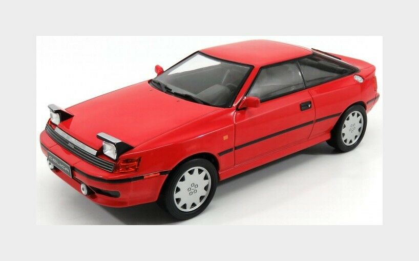 Toyota Celica St165 Gt-Four Turbo All-Trac 1988 Red IXO 1 18 18CMC001 Model
