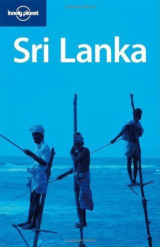 Sri Lanka (Lonely Planet Country Guides) By Brett Atkinson