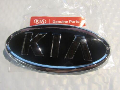 Front Bumper Emblem Kia Logo Mark 12-13-14-15 Rio Sedan 4 Doors Badge Ornament