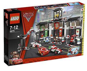 LEGO-Cars-8679-Grosses-Wettrennen-in-Tokyo-International-Circuit