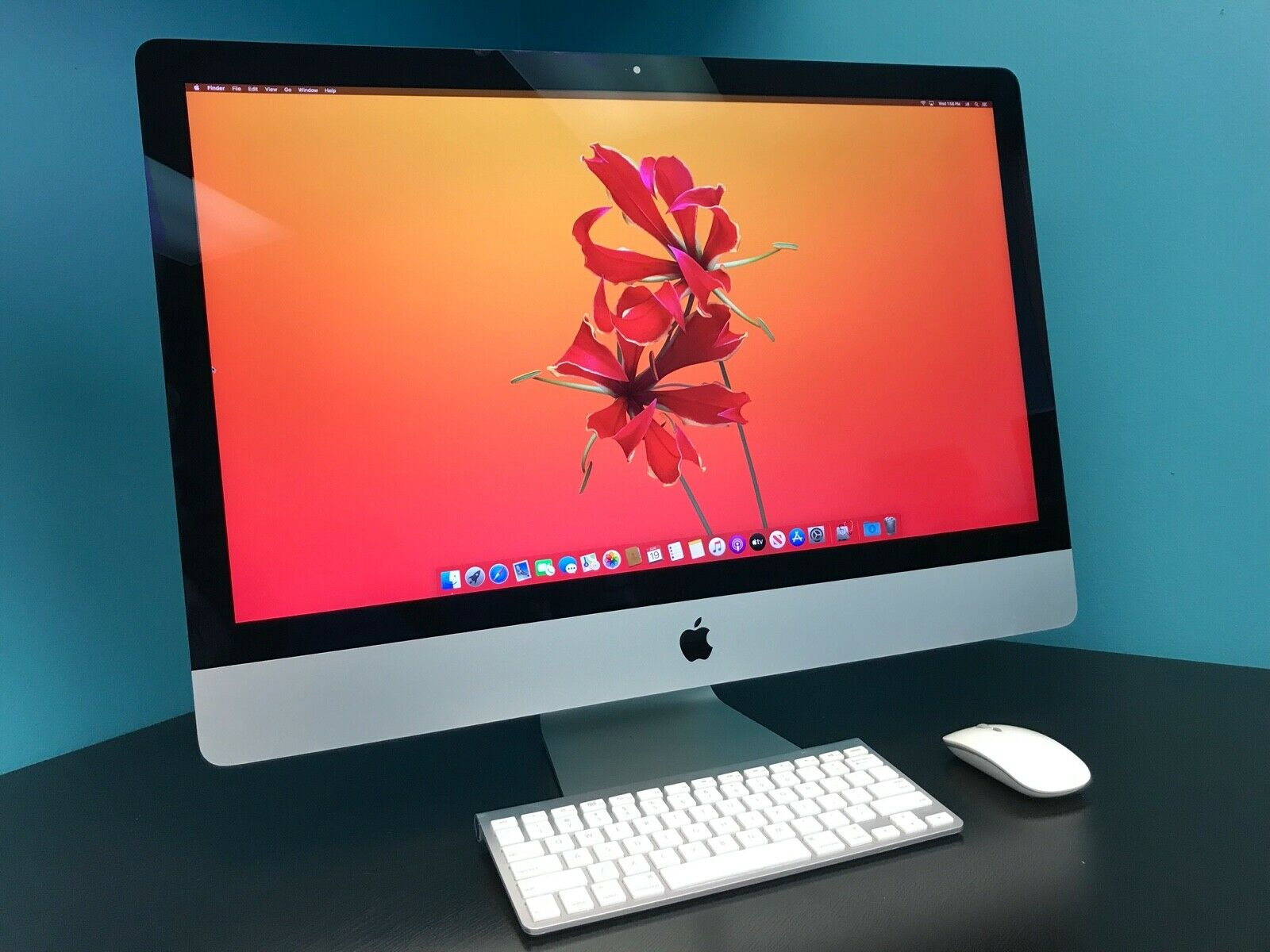 Apple iMac 27 with Retina 5K Display All-in-One Apple Desktop AMD QUAD OS2020. Buy it now for 1199.00