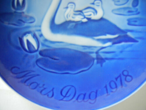 B /& G meine Pos-Nr. 1978-2 Muttertagsteller 1978